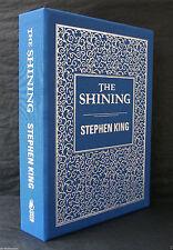 THE SHINING Stephen King SLIPCASED LTD 1st ED Subterranean DOCTOR SLEEP