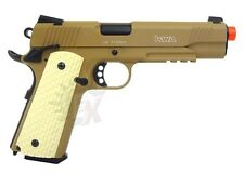 KWA 1911 MK II NS2 Full Metal Semi Auto Airsoft Gas Blowback GBB Pistol Handgun