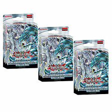 3x YU-GI-OH! SAGA OF Blue-Eyes White Dragon ponti struttura (SDBE) - 3 PONTI