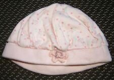 """Mini Mode"" Baby Girl's Hat 0-3 Months"