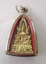 Traditional Authentic Thai Buddhist Amulet Pendant Protection From Bad Spirits 8