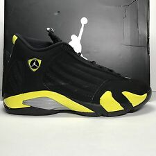 Nike Air Jordan 14 XIV Retro Thunder Size 11