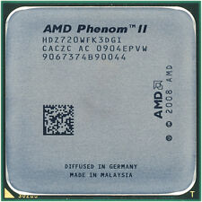 AMD Triple Core CPU Phenom II X3-720 BE 2.8GHz Socket AM3 HDZ720WFK3DGI