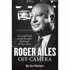 Roger Ailes: Off Camera Chafets, Zev Hardcover