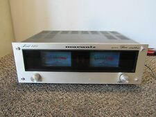 Marantz Model 140 Amplifier... WORKING GOOD