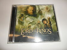 Cd   Howard Shore  ‎– The Lord Of The Rings: The Return Of The King