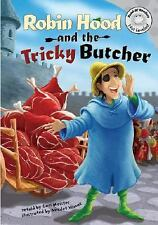 Robin Hood and the Tricky Butcher (Read-It! Readers: Legends)