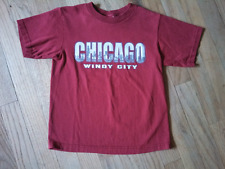 "Chicago T-shirt ""Windy City"" Souvenir Child Boy Girl Size 6/8 Youth"