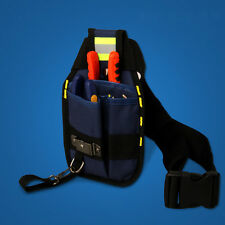 Hardware Mechanic's Electrician Canvas Tool Bag Utility Pocket Pouch Bag Belt