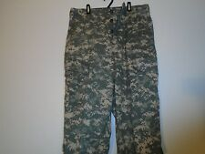 USGI ARMY COMBAT UNIFORM ACU PANTS UNIVERSAL CAMOUFLAGE MEDIUM LONG A6