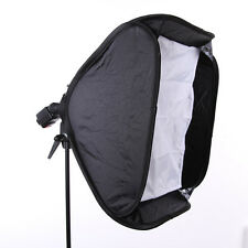 "24""/ 60cm Portable Softbox Soft Box for camera photograph Flash Light Speedlite"
