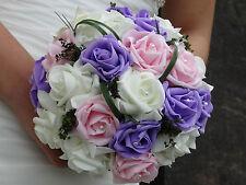 Strass Sposa in Rose, Ufficio anagrafe, sposa, Matrimonio, Nuovo, per vestito da