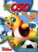 Special Agent Oso: License To Play, Very Good DVD, ,
