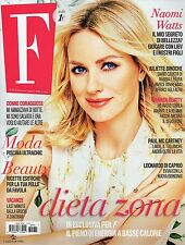F 2016 31#Naomi Watts,Warren Beaty,Linda & Paul Mccartney,Gertrude Bell,kkk