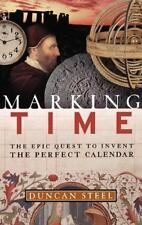 Marking Time: The Epic Quest to Invent the Perfect Calendar-ExLibrary