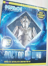 New Sealed Doctor Who Collectors Construction Figure Super Kitt-o! 30cm Cyberman