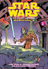 Star Wars - Clone Wars Adventures: v. 9 by Ethen Beavers, Fillbach Brothers,...