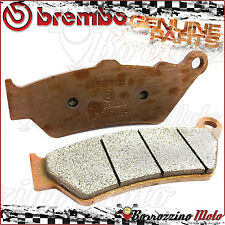 PLAQUETTES FREIN ARRIERE BREMBO FRITTE 07BB0390 BMW R 1200 RT 2014