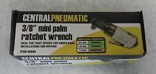 "Central Pneumatic 3/8"" Pro Mini Palm Air Ratchet Wrench 99898"