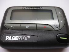 Motorola PageNet Flex Pager With Clip on Case