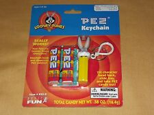 2000 PEZ LOONEY TUNES KEYCHAIN BUGS BUNNY 933-0 UNOPENED PACKAGE