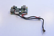 Medion MIM2280 Power Jack & USB Port Board w/Cable (J)И C