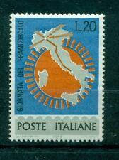 Italia Repubblica 1965 - B.1106 - Giornata del Francobollo