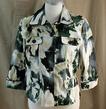 ELLC, Small, Mayhem May Print Jacket, New without Tags