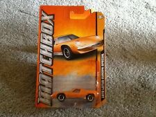 Lotus 1972 Europa special matchbox new sealed