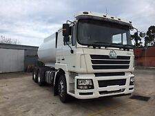 spray water tank truck