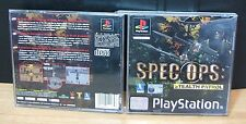 SPEC OPS: STEALTH PATROL - PS1 - PlayStation 1 - PAL - Italiano - Usato