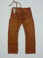 Diesel New Men's Pearce Holster PKT Jeans RPP 150 € Size W36 Color Orange