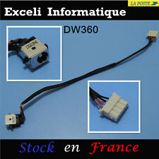 Connecteur Alimentation Connector Dc power Jack dw360 130618+6