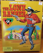 1998 BRAND NEW~Playing Mantis~CAPTAIN ACTION as~*THE LONE RANGER*~NRFB~MINT~9004