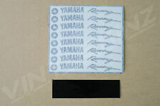 Yamaha Racing Decals Stickers for Wheel Rims x8 Superior Cast YZF R1 R3 R6 R125