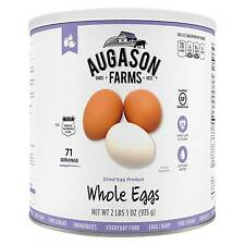 Augason Farms Emergency Food Dried Whole Eggs 33 oz
