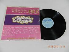 """""""101"""" Strings Play Million Seller Hits of the 60's 33rpm record"""