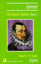 The Faerie Queene: Bk. 1 by Edmund Spenser (Paperback, 1970)