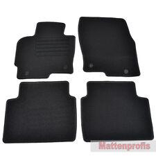 Velours Fußmatten Autoteppiche für Mazda CX-5 CX5 ab Bj.11/2011 - heute