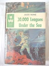 20,000 LEAGUES UNDER THE SEA by JULES VERNE 1962 1ST/1ST PAPERBACK NEAR FINE EX+