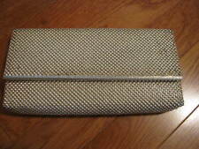 Vintage Women's Handbag - Whiting & Davis Mesh Bags - Tiny Clutch- Evening Purse