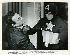 DICK PURCELL CAPTAIN AMERICA 1944 VINTAGE PHOTO ORIGINAL #3 MARVEL SERIAL R53