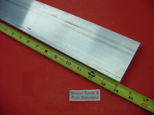 "3/4"" X 4"" ALUMINUM 6061 T6511 FLAT BAR 14"" long .750"" Solid Plate Mill Stock"