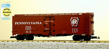 USA Trains R16517 Pennsylvania 40 Ft. Refrigerator Car, Ultimate Series, 1:29