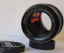 Carl Zeiss Jena 135mm f3.5 teleobiettivo focale fissa ELECTRIC m42 Mount Inc CAPS