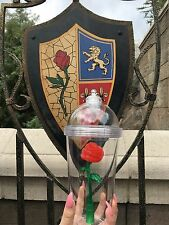 Disney Beauty and the Beast rose cup