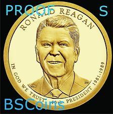 2016 S Presidential Dollar - Ronald Reagan PROOF coin - In Stock - Ship TODAY