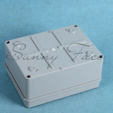 PVC Waterproof Junction Adaptable Box IP65 Enclosure 150 x 110 x 70mm Outdoor