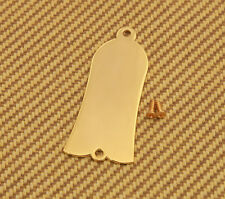 TC-BSG Gold Metal Bell Guitar Truss Rod Cover w/Screws