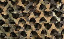 "Digi Woodlands Camo Netting - 7'8"" x 16' - Made in American owned factories."